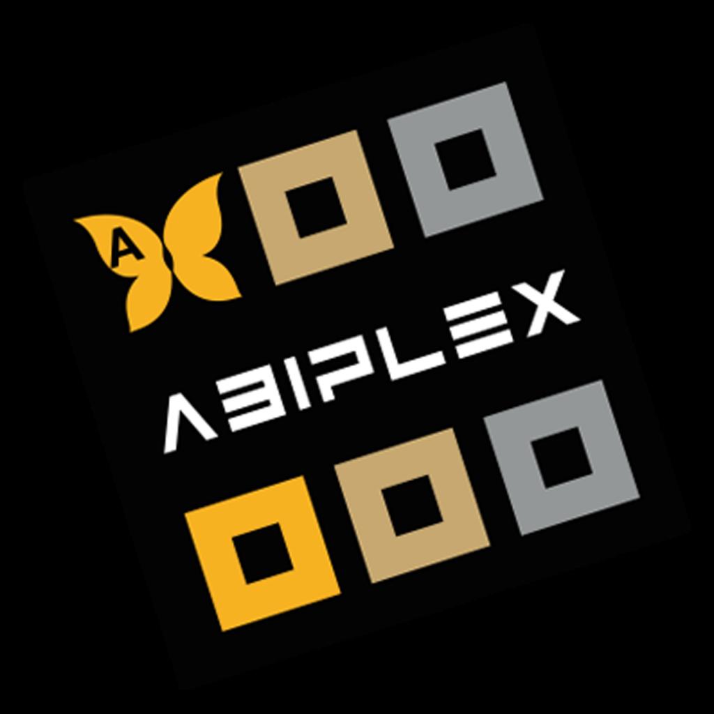 Abiplex logotipo ability diseño grafico